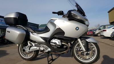 2007 07 BMW R1200RT R1200 RT ABS GREAT SPEC ESA CRUISE CONTROLTOURER CLEAN