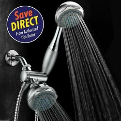 Kyпить Hydroluxe® Deluxe 24-setting 3-way Overhead / Handheld Shower Combo, Chrome на еВаy.соm