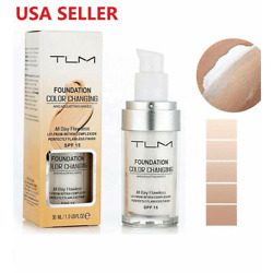 Kyпить TLM Color Changing Foundation Makeup Base Face Liquid Cover Concealer Flawless  на еВаy.соm