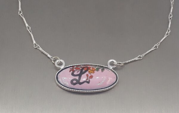 AllemagneEn Argent Collier