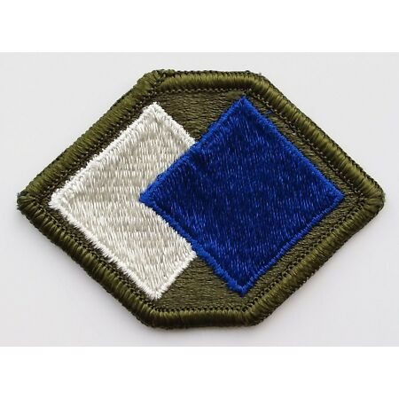img-US ARMY PATCH 96th Infantry Division Colour Class A Uniform Badge United States