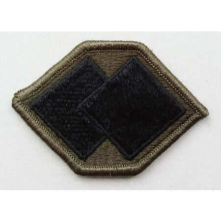 img-US ARMY PATCH 96th Infantry Division BDU Battle Uniform Badge United States USA