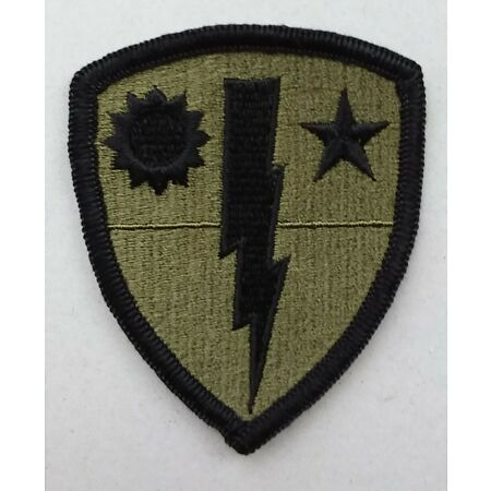 img-US ARMY PATCH 75th Infantry Brigade BDU Battle Dress Uniform Badge United States