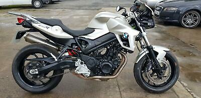 2012 62 BMW F800R F 800 R NAKED SPORT, ABS, NEW MOT, 8k MILES, SV ROADSTER