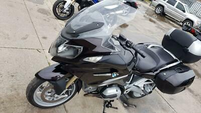 2014 14 BMW R1200RT LC R 1200 RT HIGH SPEC LUGGAGE FSH TOURER 14k MILES MINT