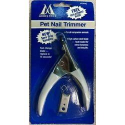 MILLERS FORGE GUILLOTINE PET NAIL CLIPPER TRIMMER DOG GROOMING