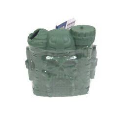 Masters Of The Universe Eternia Minis Slime Pit He-Man Letter H PRODUCTION FLAW
