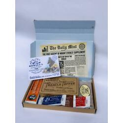 L@@K ROMNEY'S TREACLE TOFFEE 5-PIECE WINTER CANDY MINT CAKE GIFT| Romneys !!