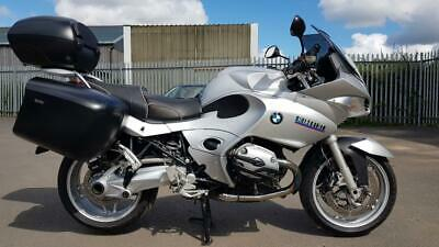 2007 07 BMW R1200ST SPORT TOURING R1200 ST RT LUGGAGE SUPERB CONDITION BOXER