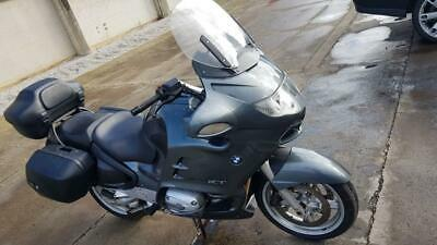 2004 04 BMW R1150RT R1150 RT TWIN SPARK TOURER GREY FULL LUGGAGE HISTORY NEW MOT