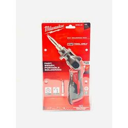 Kyпить Milwaukee 2488-20 M12 Li-Ion Soldering Iron (BT) New на еВаy.соm