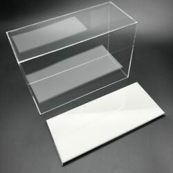 Acrylic Display Show case W base 21.5*10*4cm for 1/12 Motorcycle Motorbike model