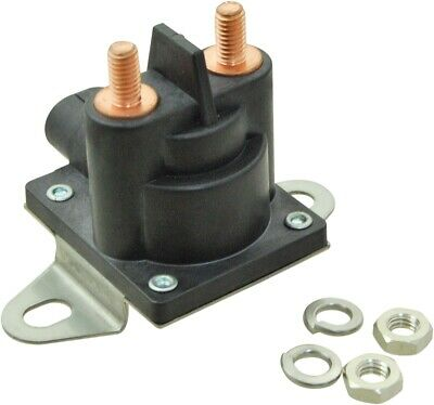 Parts Unlimited Starter Solenoid 2110-0112