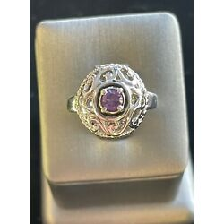 Kyпить Carolyn Pollack Purple Amethyst Sterling на еВаy.соm