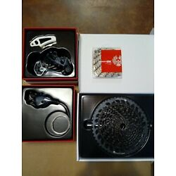 Kyпить 2021 SRAM GX EAGLE LUNAR 12 SPEED 10-52T 520% 4 PIECE GROUPSET GROUP SET на еВаy.соm