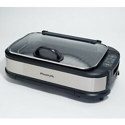 Kyпить PowerXL 1500W Smokeless Grill Pro with Griddle Plate   на еВаy.соm