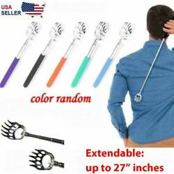 Kyпить Back Scratcher Bear Claw Telescopic Metal Extendable Back Massager Gift Steel US на еВаy.соm