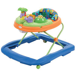 Kyпить Safety 1st Dino Sounds 'n Lights Discovery Baby Walker with Activity Tray, Dino на еВаy.соm