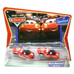Disney Pixar Cars Supercharged Mia & Tia Movie Moments Die Cast Toys Sealed  D18