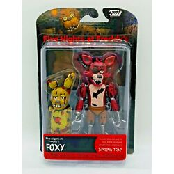 Kyпить FOXY FIVE NIGHT'S AT FREDDYS FNAF FUNKO ARTICULATED AUTHENTIC ACTION FIGURE  на еВаy.соm