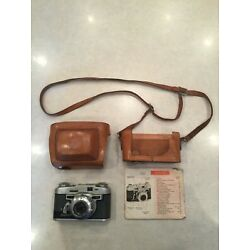 Kyпить Graflex Graphic 35 Camera Vintage With Leather Case and Booklet на еВаy.соm