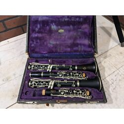 Kyпить Selmer Bb And A Clarinet Combo 1930's Vintage на еВаy.соm