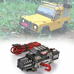 RC Crawler Automatic Simulated Winch Wireless Remote Control System Children