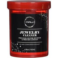 Kyпить Jewelry Cleaner Solution Liquid  for silver, gold and diamond 4.8 oz на еВаy.соm