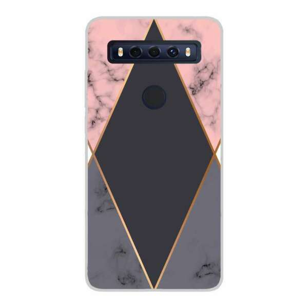 SpanienCase Cover  007 Drawing Design for TCL 10 SE TPU Gel Silicone