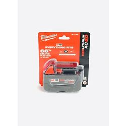 Kyпить Milwaukee M18 REDLITHIUM XC5.0 Extended Capacity Battery Pack - 48-11-1850 на еВаy.соm