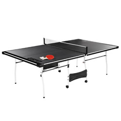Kyпить Official Size Table Tennis Ping Pong Indoor Outdoor With Paddle And Balls Sport на еВаy.соm
