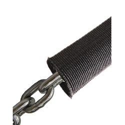 Chain and Rope Protection Wrap. Nylon Sleeve. Chain Guard. Rope Bundling. 1.25''