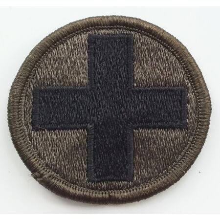 img-US ARMY PATCH 33rd Infantry Division BDU Battle Dress Uniform Badge American USA
