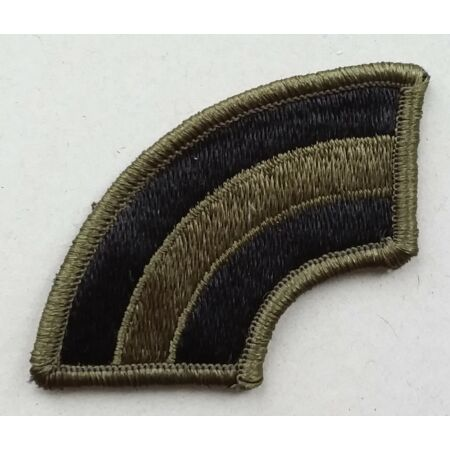img-US ARMY PATCH 42nd Infantry Division BDU Battle Uniform Badge United States USA