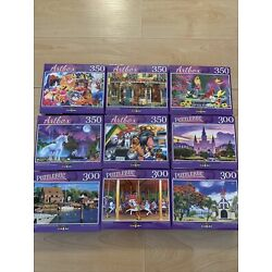 Kyпить Lot of 5 Puzzlebug Jigsaw Puzzles 300&350 Pieces Your Pick! Brand New CrazArt на еВаy.соm