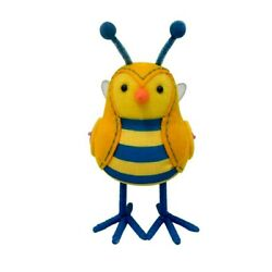 Kyпить Target Easter Bird 2021 Spritz Yellow Breezy Bee Fabric Bird Featherly Friends на еВаy.соm