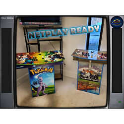 Kyпить arcade machine multicade 4 players thousands of games choose design NETPLAY на еВаy.соm