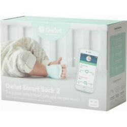 Kyпить Owlet Smart Sock 2 Baby Monitor w extras ! на еВаy.соm