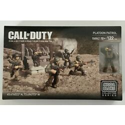 Kyпить  Mega Bloks Collector Series 06862 Call Of Duty Platoon Patrol FACTORY SEALED! на еВаy.соm