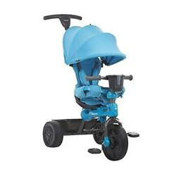 Kyпить  Tricycoo 4.1 Kid's Tricycle, Push Tricycle, Toddler Trike, Blue на еВаy.соm