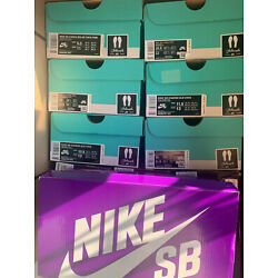 Kyпить Empty Used/Good Condition Nike SB Shoe Boxes Lot Of 9. **Boxes Only** на еВаy.соm