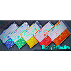 Highly Reflect~CosmeticGrade~Solvent-Resistant-Makeup-Acrylic-Gel Nail~Festival