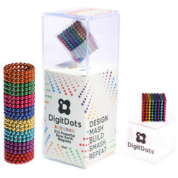 Kyпить Multi Color DigitDots 3mm Magnets Magic Balls Beads Building Toy на еВаy.соm