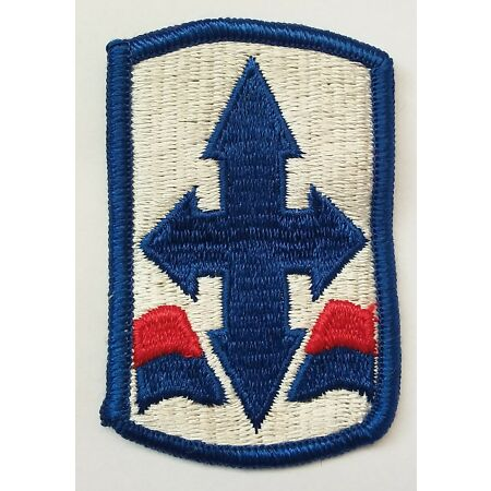 img-US ARMY PATCH 29th Infantry Brigade Colour Class A Uniform Badge United States