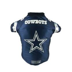 Dallas Cowboys Pet Premium Jersey from StayGoldenDoodle.com