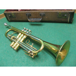 Kyпить Davis Shuman and Son Angel Trumpet - Removable Bell - RARE! Case and Bach 5B MP на еВаy.соm