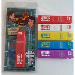 Kyпить PEZ Custom Retro Arithmetic Dispenser Set of 5 LE of 100 by FX Mike In Stock! на еВаy.соm