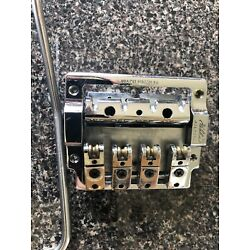 Kyпить Kahler Bass Tremolo Chrome With Bar на еВаy.соm