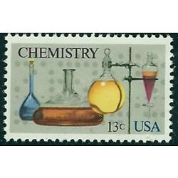 1685 Chemistry US Single Stamp Mint/nh (Free Shipping)