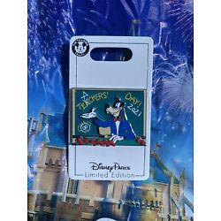 Kyпить New Disney Parks Teachers Day 2021pin Goofy Limited Edition на еВаy.соm